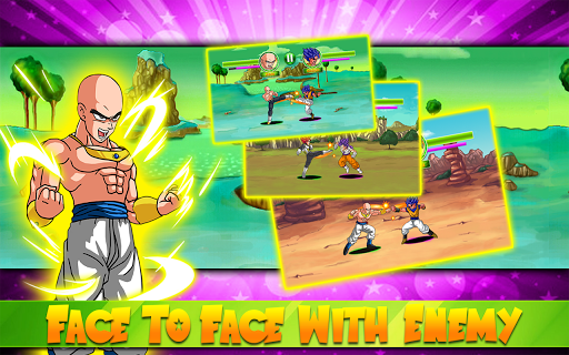 Create Dragon Z Saiyan Warrior 1.05 screenshots 7