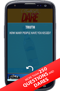 Truth or Dare Free & Hot Game- screenshot thumbnail