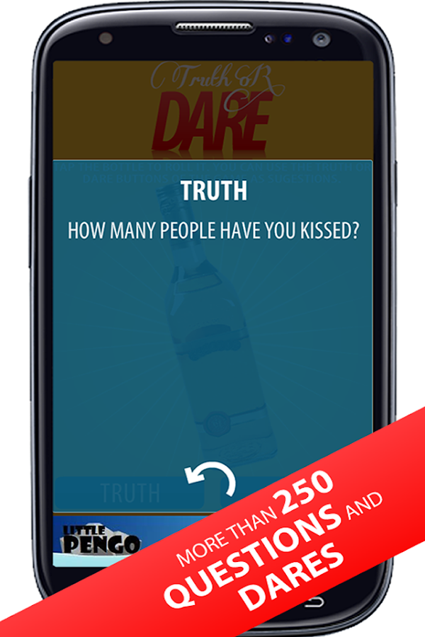 Truth or Dare Free & Hot Game- screenshot