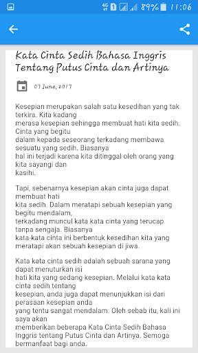 Download Kata Kata Putus Cinta Sedih Google Play Softwares