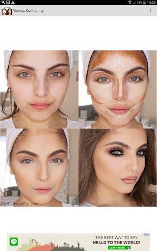 Makeup Contouring  screenshots 9