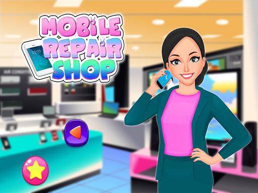 Mobile Phone Fixing Store: Cell Repair Mechanic 1.0.3 screenshots 5