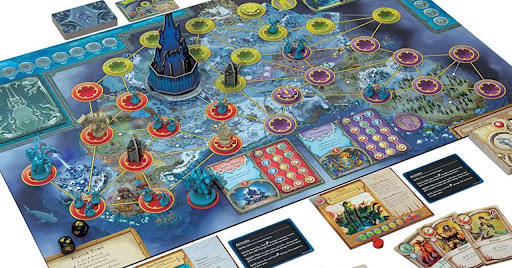 World of Warcraft: Wrath Of The Lich King Pandemic-Based Board Game Is up for Pre-Order