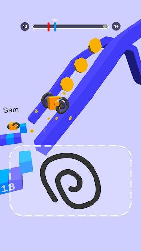 Wall Crawler - Free Robux - Roblominer 0.6 screenshots 2