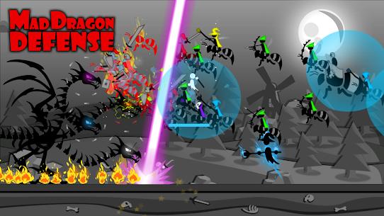 Mad Dragon Defense 2