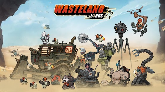 Wasteland Lords Screenshot