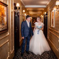 Wedding photographer Marina Dushatkina (DMarina). Photo of 17.11.2018