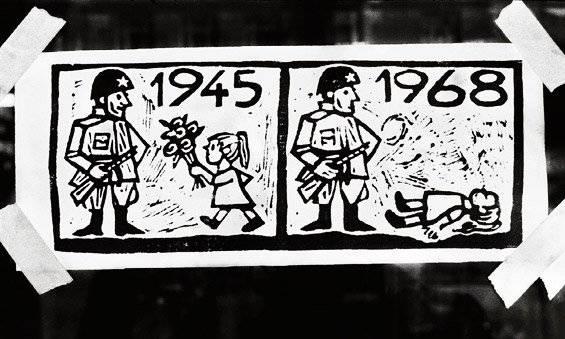 Предательство Пражской весны: очевидцы советского вторжения вспоминают 1968 год