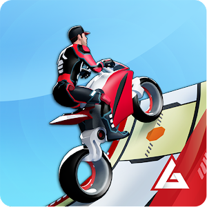 Gravity Rider: Space Bike Racing Game Online the best app