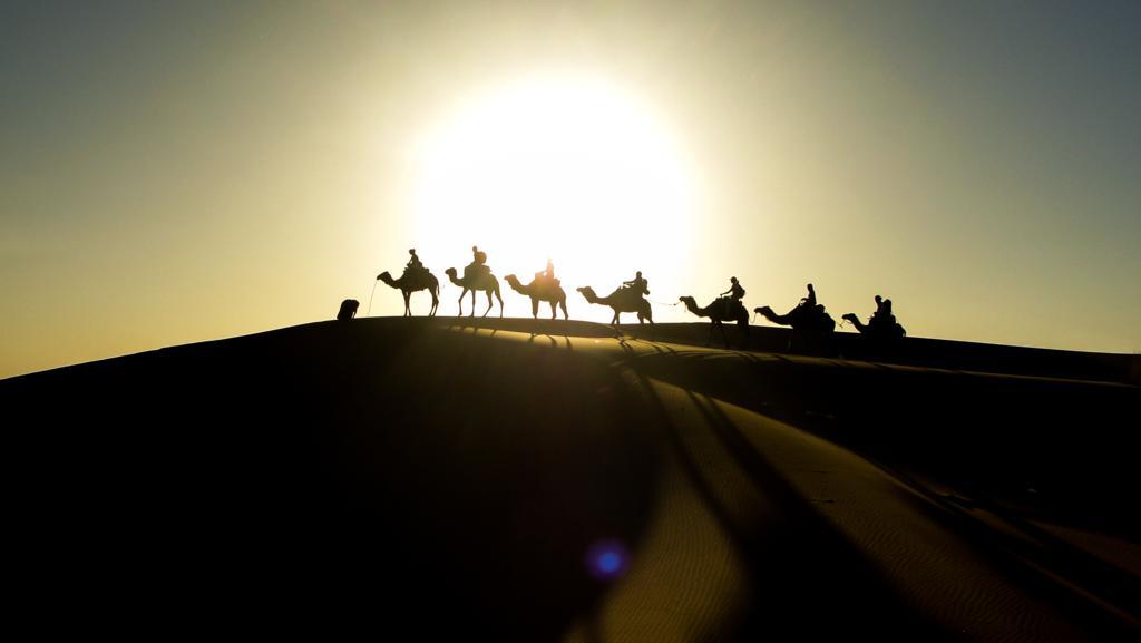 Desierto del Sahara (África) - @javigutierrezok