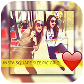 Insta Square Art Snap Photo