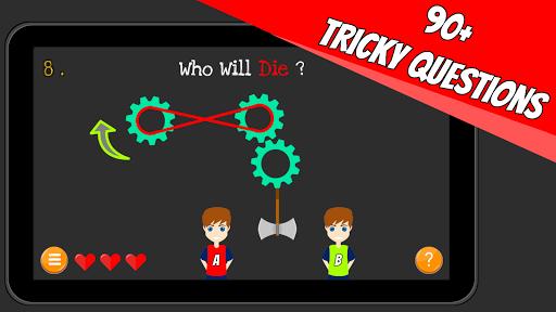 Télécharger Gratuit The Genius Quiz : Tricky Test - IQ apk mod screenshots 3