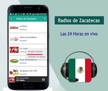 Radios of Zacatecas 1.0.4 Unlocked MOD APK Android 1