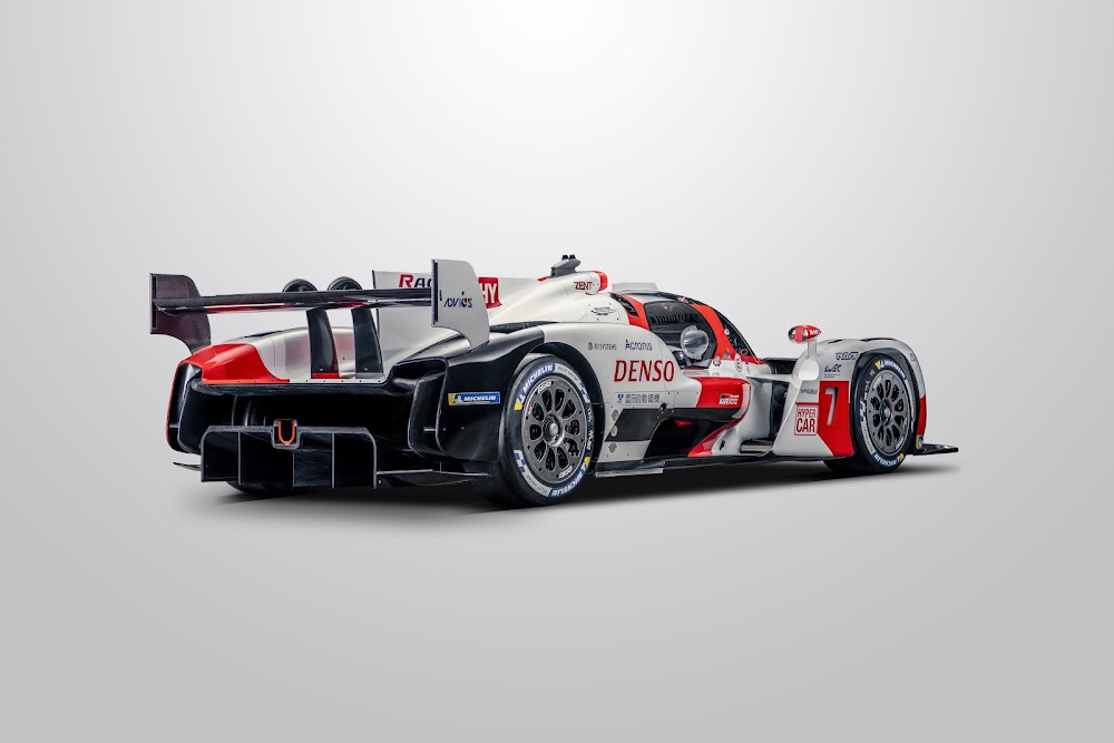 WATCH | Toyota Gazoo Racing unveils its new GR010 hypercar