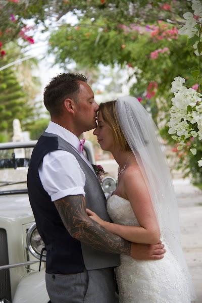 Vestuvių fotografas Lorraine Hall (lorrainehall). Nuotrauka 29.06.2015