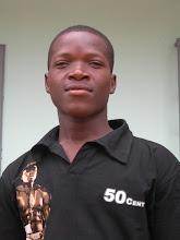 Photo: Alphonse, jeune étudiant
