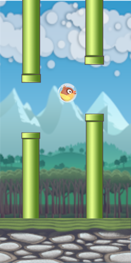 Flying Bird : New of Legendary Flappy Bird Game apkmr screenshots 1