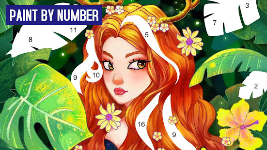 Paint By Number - Free Coloring Book for PC-Windows 7,8,10 and Mac apk screenshot 5