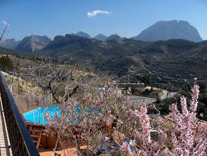 Photo: swimming pool from B&B Villa Pico