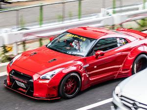 NISSAN GT-R R35 ベースグレード・2008年のカスタム事例画像 タカヒロさんの2018年09月07日08:34の投稿