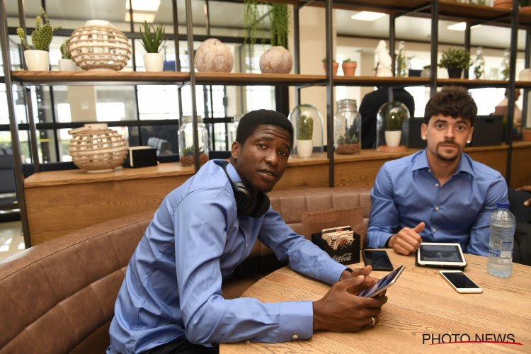 Officiel !  Le KV Ostende se débarrasse d'un nouveau 'contrat Coucke'