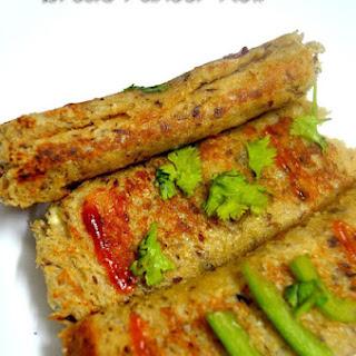 Paneer Bread Roll | Stuffed Paneer Bread Rolls Recipe | Bread Snacks | Paneer Snacks for Kids
