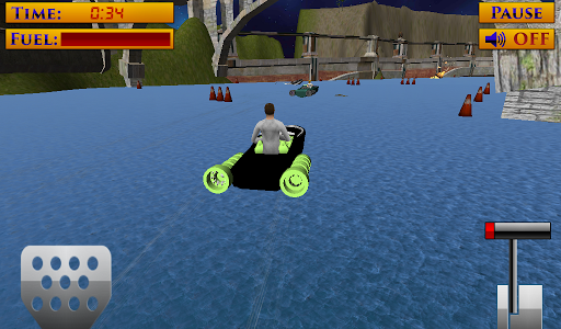 玩免費冒險APP|下載Extreme Boat Racing 3D app不用錢|硬是要APP