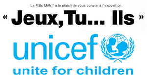 exposition JEUX, tu, ILs, au profit UNICEF avec MSc MANI au Patio Opéra paris installation-sophie-lormeau-artiste-artist-french-woman-paris-peintre-painter-