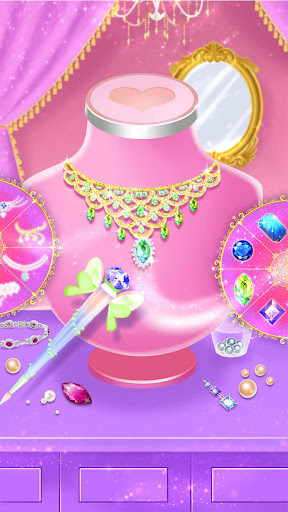 Princess dress up and makeover games 1.0 5