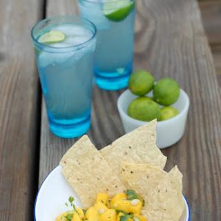 Tropical Mango Salsa.