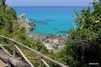 Photo: Zambrone - Calabria - Scorcio costa