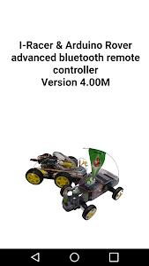 IRacer & Arduino BT controller screenshot 0