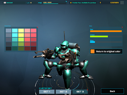 Armored Frontier for PC-Windows 7,8,10 and Mac apk screenshot 11