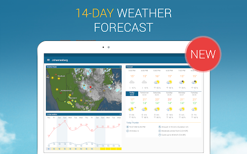 Weather & Radar – Free 7