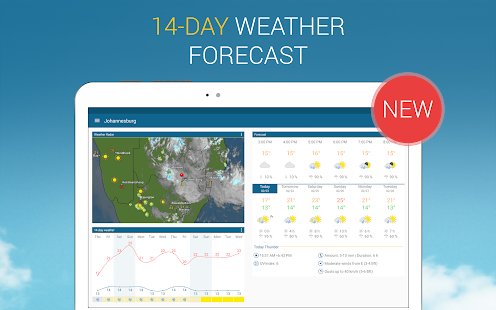 Download Weather & Radar For PC Windows and Mac apk screenshot 7