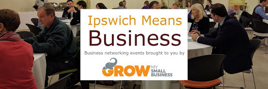 Ipswich Means Business - September Networking Event