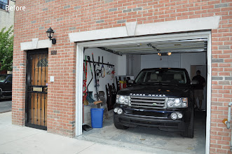 Photo: (Before) Schottland's Garage door Philadelphia, PA