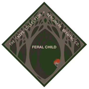 Logo of Benchmark Feral Child