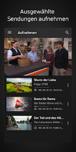 Zattoo - TV Streaming Screenshot
