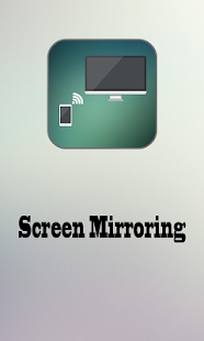 Screen Mirroring wifi Share