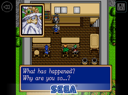 Shining Force Classics Screenshot