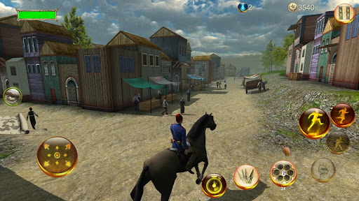 Zaptiye: Open world action adventure 1.33 Screenshots 19