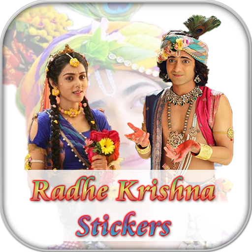 Radhe Krishna Stickers - Apps on Google Play