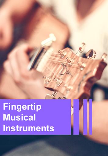 fingertip musical instruments