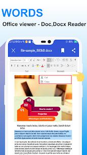 Word Office – Docx Reader, PDF, PPT, XLSX Viewer 2