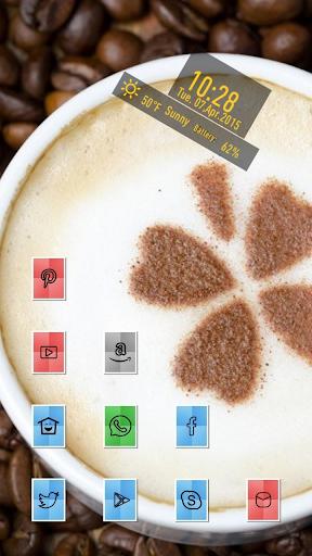 Sweet Clover coffee