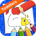 ? Super Coloring: Animals - Toddlers ? icon
