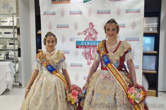 La Casa de los Falleros inaugura su espacio de Indumentaria Valenciana en El Corte Inglés de Nuevo Centro