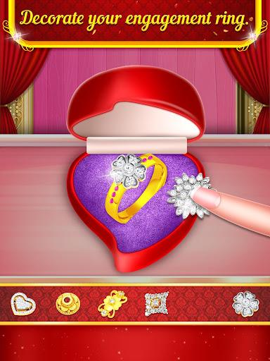 Indian Engagement Makeover - Engagement Bridal  screenshots 4