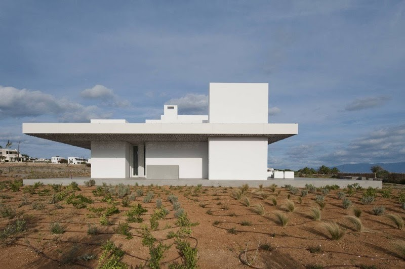 Casa A+B - Buerger Katsota architects